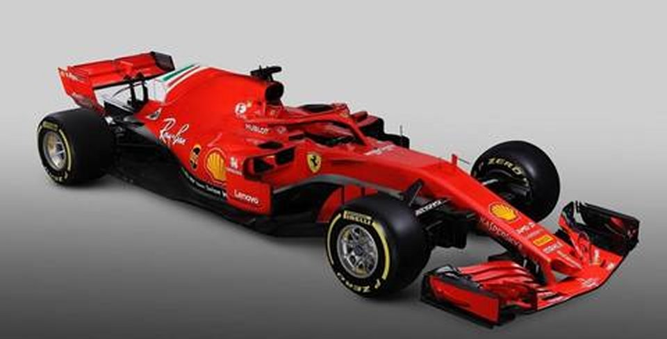 E' arrivata la nuova Ferrari per il 2018