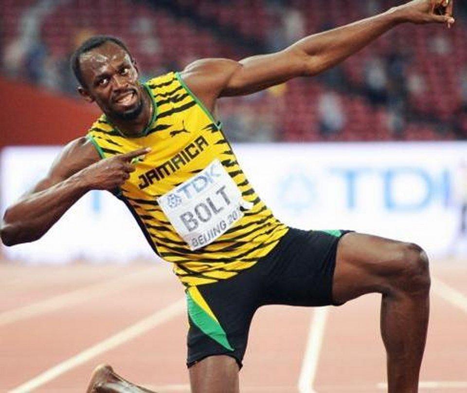 Usain Bolt fa il provino con il Borussia