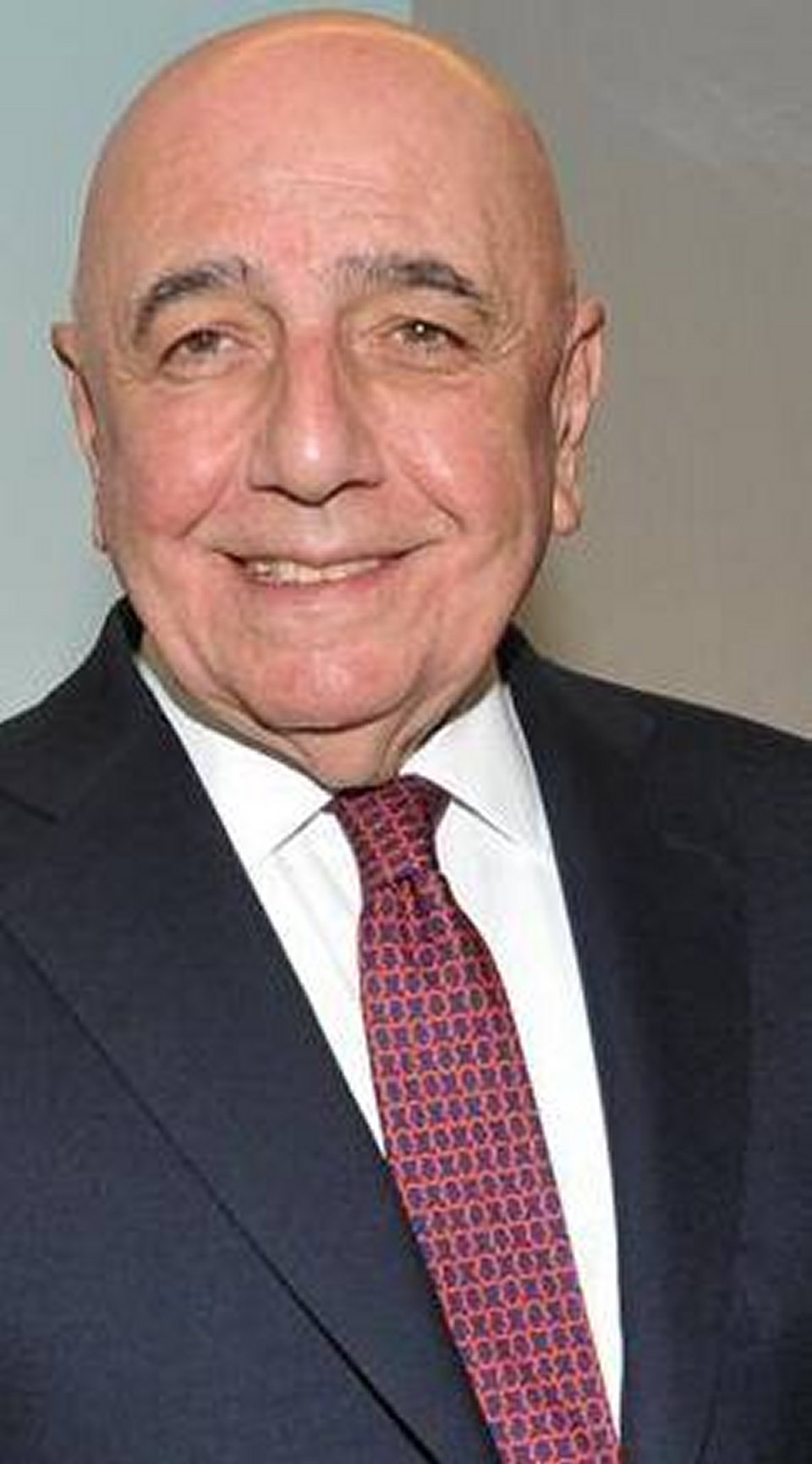 Adriano Galliani dal Milan al Senato