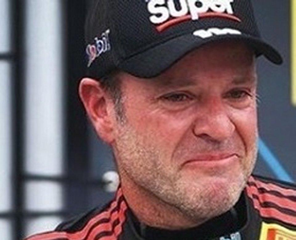 Rubens Barrichello ho avuto un tumore al collo