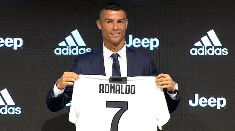 Cristiano Ronaldo è stato facile scegliere la Juventus