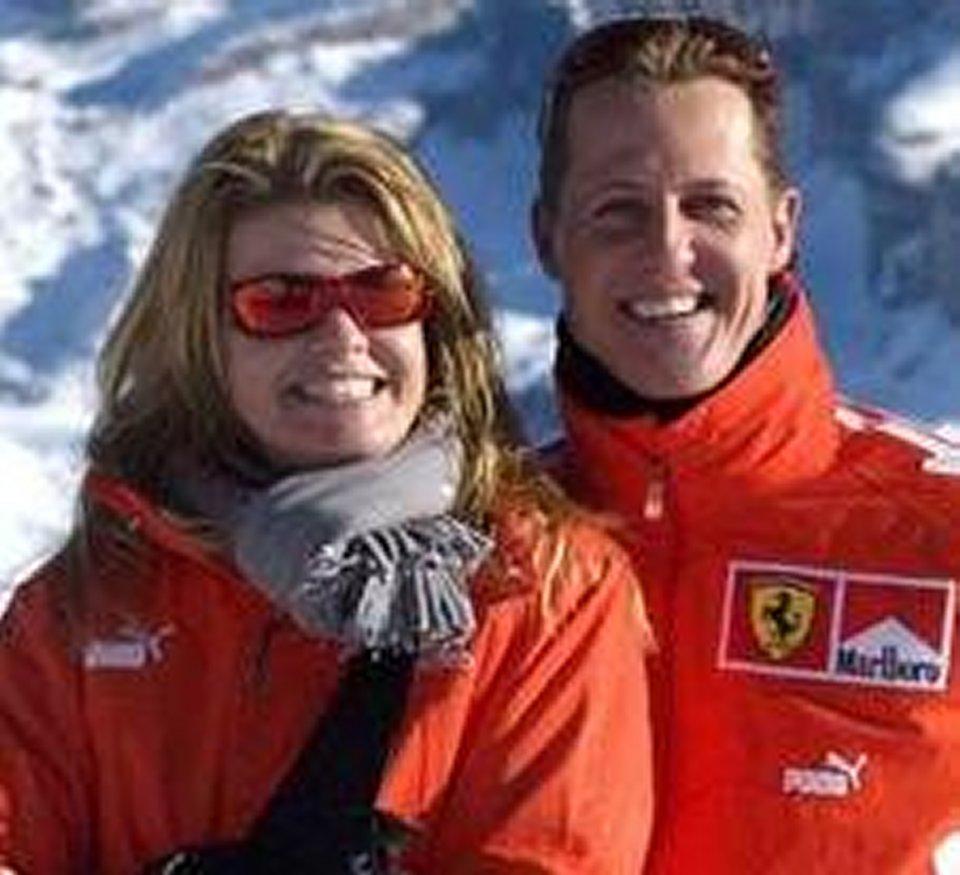 Michael Schumacher la moglie rompe il silenzio