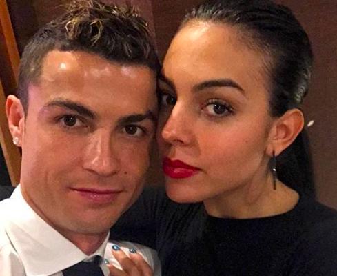 Ronaldo con Georgina a Londra suite da diecimila euro a notte