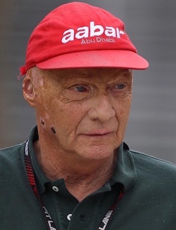 Formula Uno in lutto è morto Niki Lauda