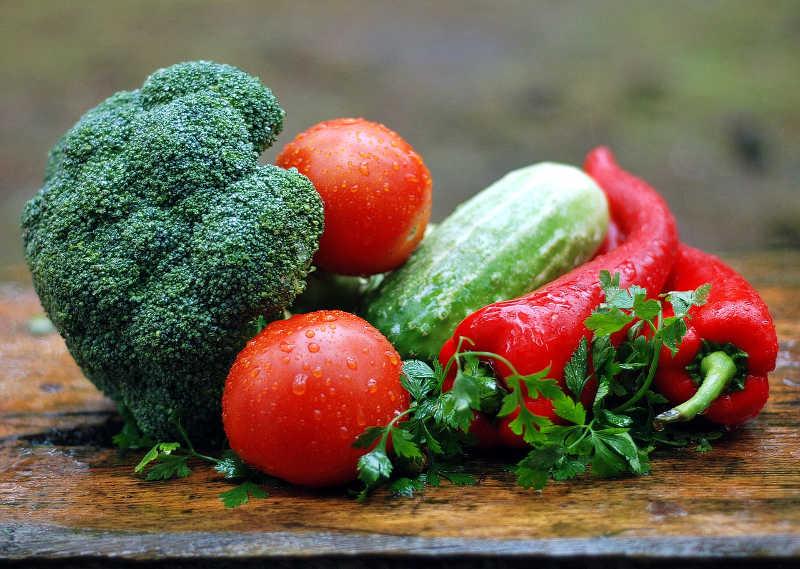 I benefici della verdura