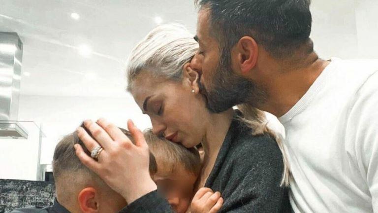 Uomini e donne, la commozione di Alessia Cammarota dopo aver perso il figlio: