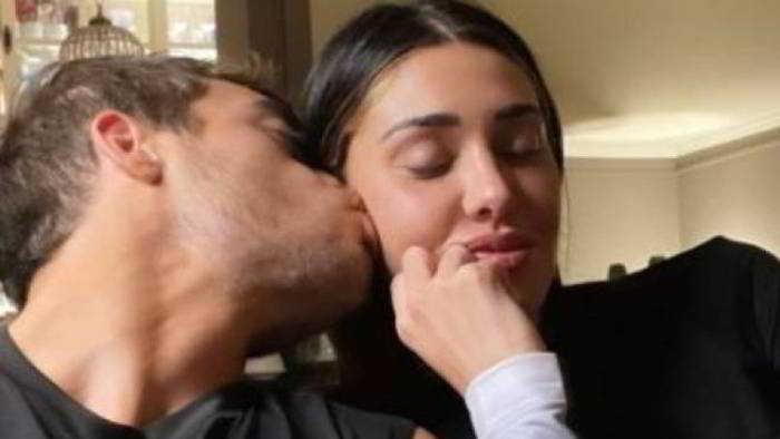 Belén Rodriguez ad Antonino Spinalbese: «Mi hai insegnato ad amare ancora»