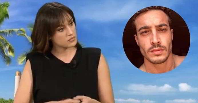Cecilia Rodriguez parla degli ex fidanzati di Belen e di Antonino
