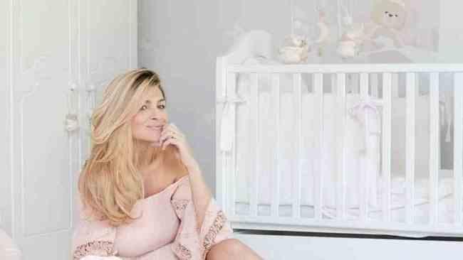 Cristina Chiabotto è diventata mamma. E' nata Luce