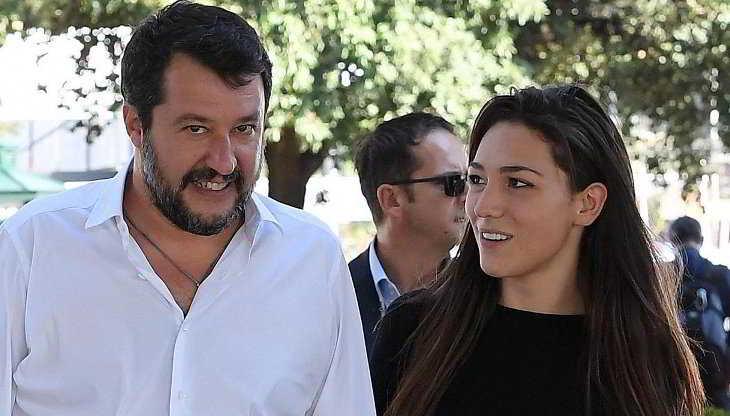 Matteo Salvini e Francesca Verdini si sposano! Supergossip