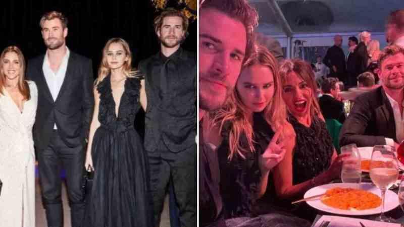 Liam Hemsworth si è fidanzato con Gabriella Brooks