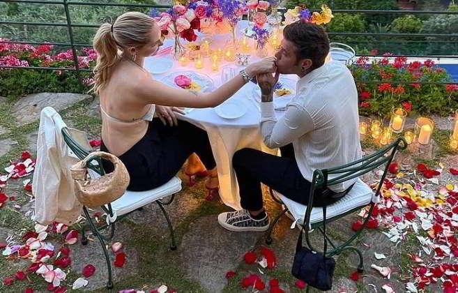 Chiara Ferragni e Fedez vacanza romantica a Portofino