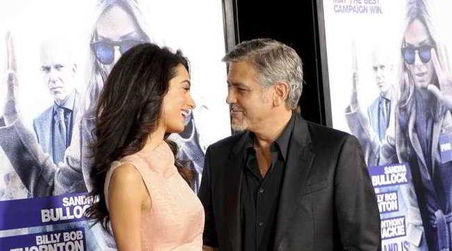 George Clooney e Amal Alamuddin di nuovo in dolce attesa?