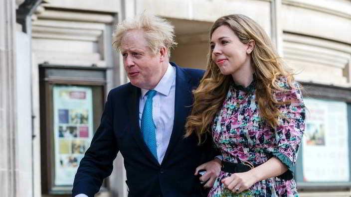 Boris Johnson sarà padre per la sesta volta: un altro figlio in arrivo