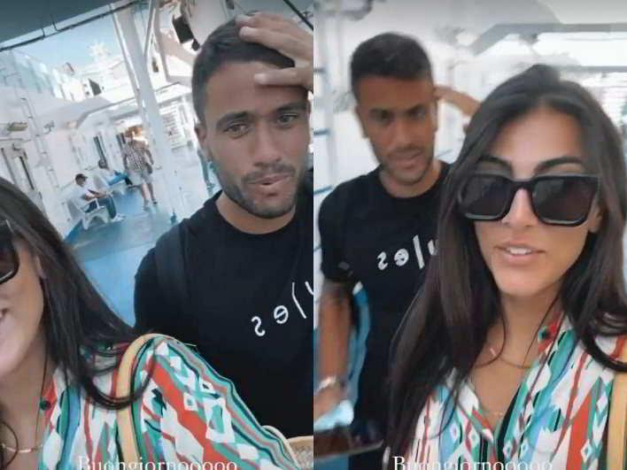 Giulia Salemi e Pierpaolo Pretelli, brutta notizia sul traghetto delle vacanze