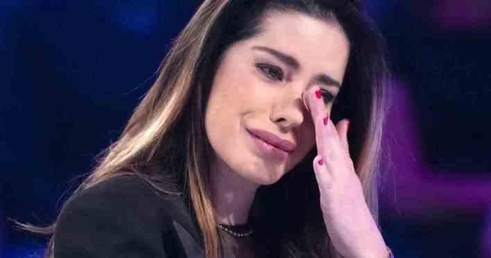 """Aida Yespica, in lacrime: """"Ho avuto paura"""""""