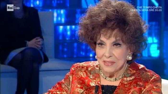 Gina Lollobrigida contro i famigliari: