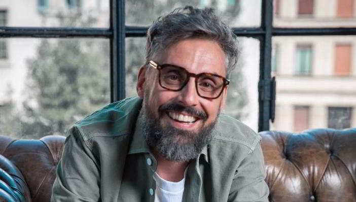 Brunori Sas è diventato papà: l'annuncio e la foto della bimba