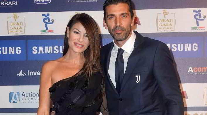 Ilaria D'Amico racconta Buffon: le divertenti confessioni della conduttrice