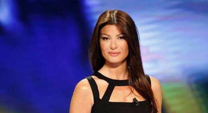 Ilaria D'Amico e le pesanti avances in tv: