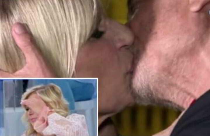 Il primo bacio (già appassionato) tra Gemma e Costabile a Uomini e Donne