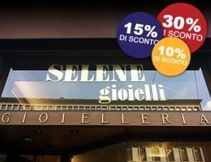 Buono sconto Selene Gioielli Via Antonio Giuseppe Bertola 9 10122 Torino