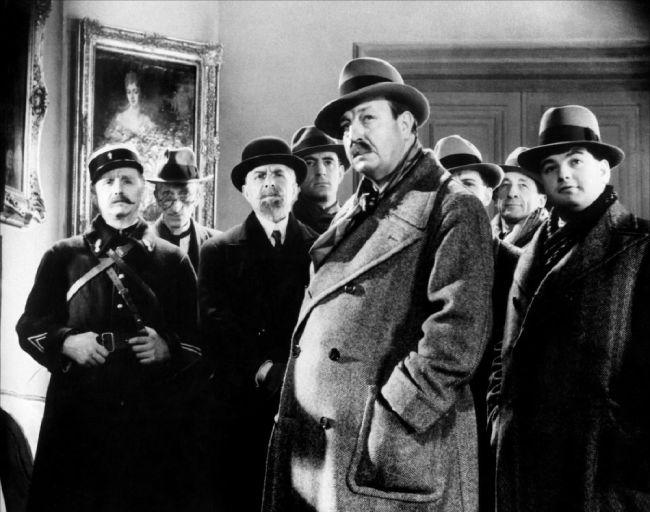 Maigret cinema Teatro Tv