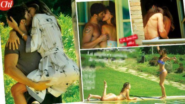 Belen-Iannone, baci acrobatici per un weekend di fuoco