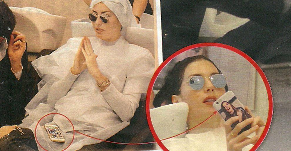 """Elisabetta Gregoraci arrabbiata dal parrucchiere: """"Non pubblico foto con mio marito"""""""