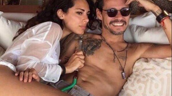 Marc Anthony, l'ex di JLo flirta con Raffaella Modugno?
