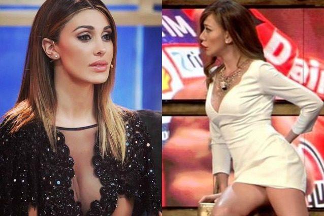 "Belen Rodriguez contro Virginia Raffaele: ""Non sono una mutanda..."""