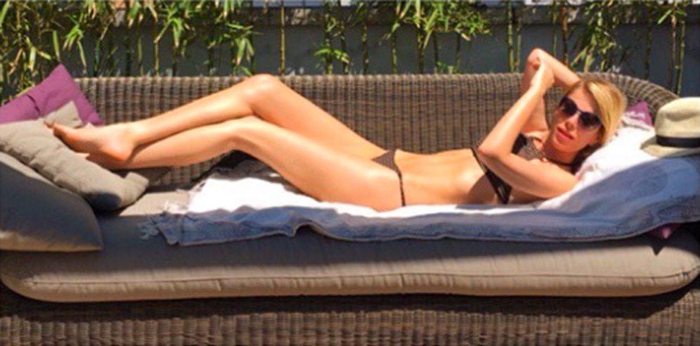 «Mangia per favore»: fan preoccupati per l'eccessiva magrezza di Alessia Marcuzzi