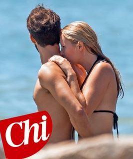 La nipote di Marine Le Pen innamorata di un italiano