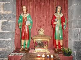26 settembre Santi Cosma e Damiano