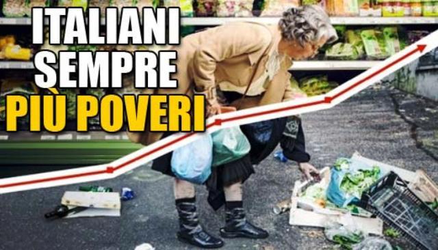 Povertà, soglia di povertà e reddito minimo garantito