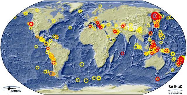 Terremoti devastanti e catastrofi naturali in aumento, quali le cause