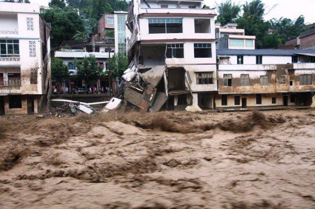 Inondazioni catastrofiche minacciano il pianeta