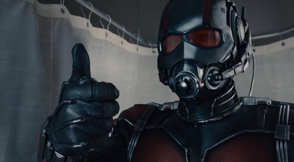 ANT-MAN - RAGGIUNTI I 500 MILIONI DI $ D'INCASSO.