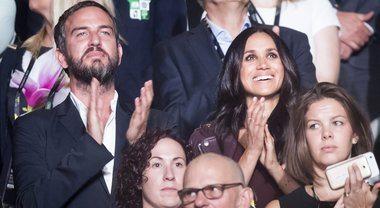 Canada, debutto di coppia ma a distanza per il principe Harry e Meghan Markle. C'è anche Melania Trump