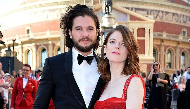 """Game of Thrones"", Kit Harington e Rose Leslie presto sposi"