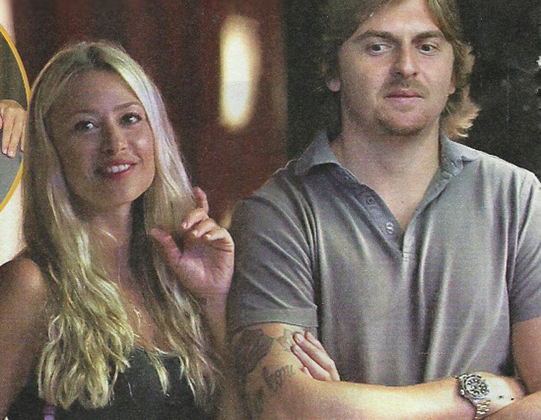 """Martina Stella e Andrea Manfredonia, anniversario a Forte: """"Allarghiamo la famiglia"""""""