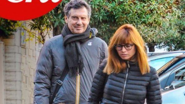 Fabrizio Frizzi, le prime foto dopo l'ischemia