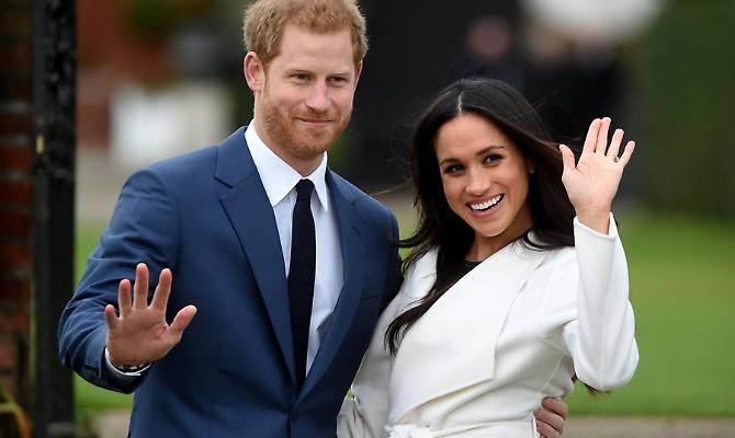 Il principe Harry e Meghan Markle si sposeranno il 19 maggio