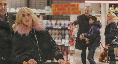 Antonella Clerici e Vittorio Garrone, shopping con Maelle: pronta a lasciare la tv per amore?