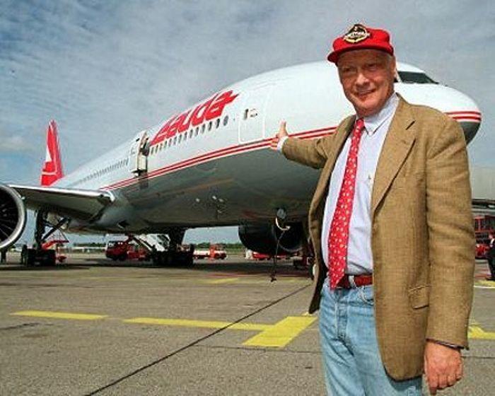 """Niki Lauda contro Lufthansa: """"Vogliono far fallire la mia compagnia per avere gratis gli slot"""""""