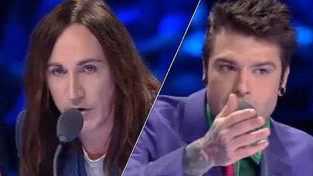 """XFactor, Fedez contro Manuel Agnelli: """"All'infame di merxx io dico fuck!"""". E lui esulta"""