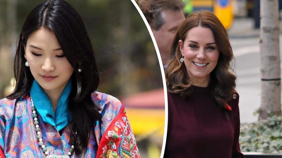 La regina più giovane al mondo ruba la scena a Kate Middleton: ecco chi è