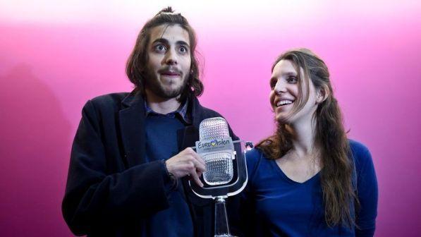 Sobral, cuore nuovo per il vincitore dell'Eurovision: