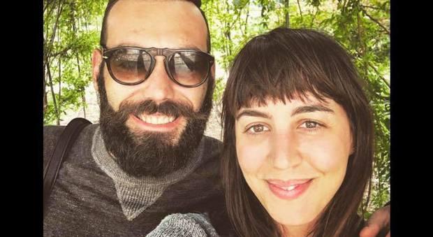 Giulia, incinta all'ottavo mese. Il compagno volato dal ponte per 40 metri ma è salvo: «Un miracolato, non ci sono altre parole»