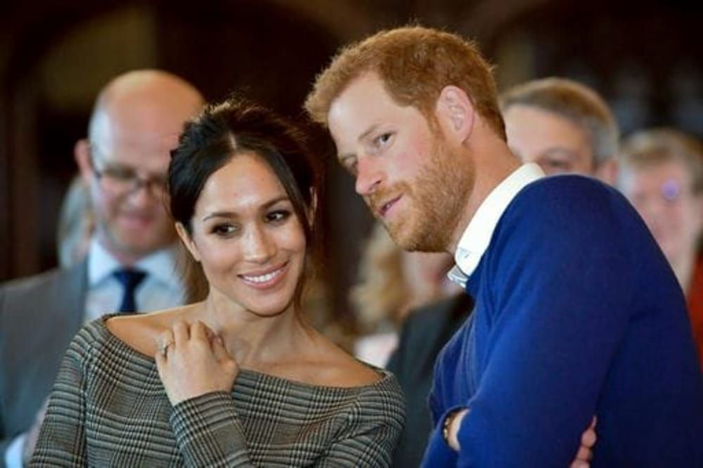 Harry e Meghan Markle,